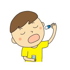 子供の薬の飲ませ方!嫌がる時は?吐いたら?食欲ない時?